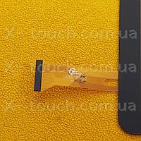 Тачскрин, сенсор  GT101R100 FHX черный для планшета