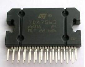 Мікросхема УНЧ TDA7560 TDA7560A ZIP-25 4x55 Вт