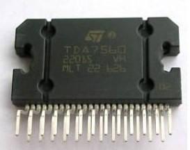 Мікросхема УНЧ TDA7560 TDA7560A ZIP-25 4x55 Вт, фото 2