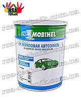Акриловая эмаль mobihel 1л Daewoo Casablanca White