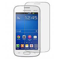 Защитное стекло с закругленными краями для Samsung Galaxy Star Advance Duos G350