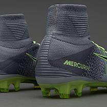 Бутсы Nike Mercurial Superfly V FG 831940-003 Найк Меркуриал (Оригинал), фото 2