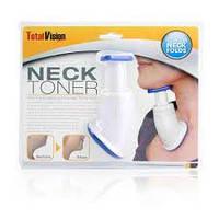 Массажер от второго подбородка NEC TONER: 3 пружины, механический, мягкие накладки для защиты кожи