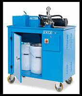 Электрогидравлический пресс для утилизации автомобильных масляных фильтров легковых и грузовых авто