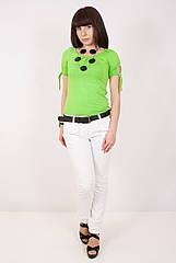 Женская футболка №254 (4 цветов)