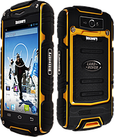 Противоударный смартфон DISCOVERY V8,экран 4 дюйма IPS,2 сим,камера 5 Мп., фото 1