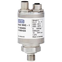 Преобразователь (датчик) давления мобильной гидравлики c выходными сигналами CANopen и J1939 модель MHC-1