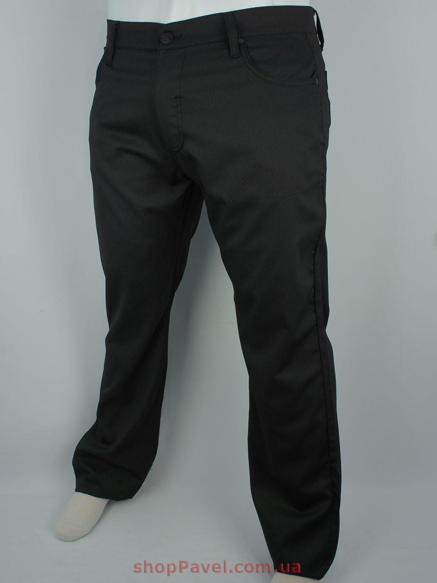 Мужские черные джинсы Cen-cor MD-1136 большого размера