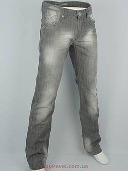 Серые мужские джинсы Differ E-1659-1