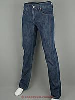 Мужские классические джинсы Levi's 501 в синем цвете