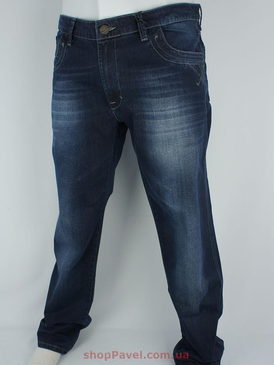 Мужские джинсы Differ E-1916 SP.0563 темно-синего цвета
