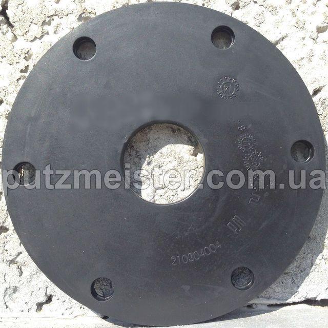 Шайба резиновая (сальник) втулки вала 40мм смесителя бункера
