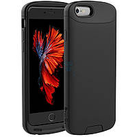 Защитный чехол для беспроводной зарядки, iOttie iON Wireless Qi Charging Receiver Case для iPhone 6 / iPhone 6S - черный (CSWRIO110BK)