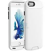 Защитный чехол для беспроводной зарядки, iOttie iON Wireless Qi Charging Receiver Case для iPhone 6 / iPhone 6S - белый (CSWRIO110WH)