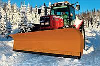 Отвал для снега к любому импортному трактору