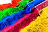 Покраска термопластичными порошковыми красками дателй больших габаоитов в камере длиной 6 метров