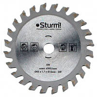 Диск 85мм Sturm CS5045MS-85-10-1.7-24T