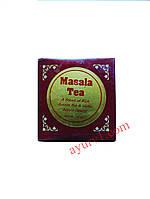 Индийский чай Масала / Masala Tea / A Blend of Rich Assam Tea & exotik Kerala Spices / 100gm