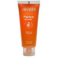 Очищающий гель  для лица Папай, ДЖовис / Face Wash Papay, Jovees / 120 мл.