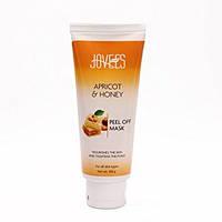 Маска- пленка для лица Абрикос и Мед ДЖОВИС / Jovees Apricot & Honey Peel Off Mask / 100 гр.