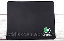 Коврик для мышки Logitech, черный