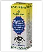 Глазные капли Эланир, Нагарджуна / Elaneer Kuzhampu, Nagarjuna / 5 мл.