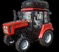 Трактор «BELARUS» 320.4М с газодизельным оборудованием