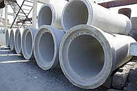 Труби залізобетонні розтрубні безнапірні вертикального формування ТС 80.25-3