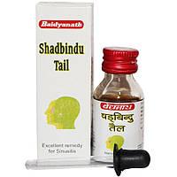 Шадбинду капли нозальные / Shadbindu tail, Baidyanath / 50 мл.