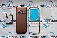 Корпус для мобильного телефона Nokia 6700c Brown