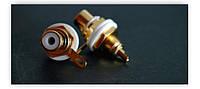 Atlas Коннекторы, разъёмы, переходники Atlas RCA Chassis Socket
