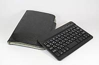 """Чехол клавиатура для планшета 7-7,9"""" KEYBOARD 7 Bluetooth: аккумулятор, 60 клавиш, держатели"""