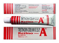 Ретинол / 0,05% Третиноин / Tretinoin Retino-A Johnson & Joh/20Г