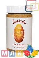 Justin's Nut Butter Классическое миндальное масло, 454 г