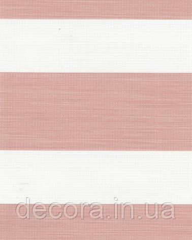 День-ніч міні Олімпос зебра рожевий 2091, фото 2