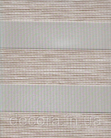 День-ніч міні Антик зебра світлий бежевий 2080, фото 2