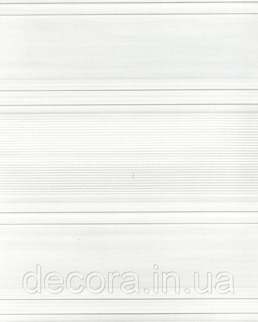 День-ніч міні Плісе зебра білий 2071