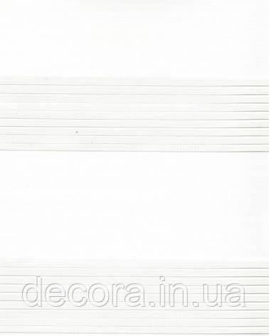 День-ніч міні Стандарт зебра білий 2062, фото 2