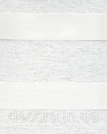 День-ніч міні Сільвер зебра білий 2006, фото 2