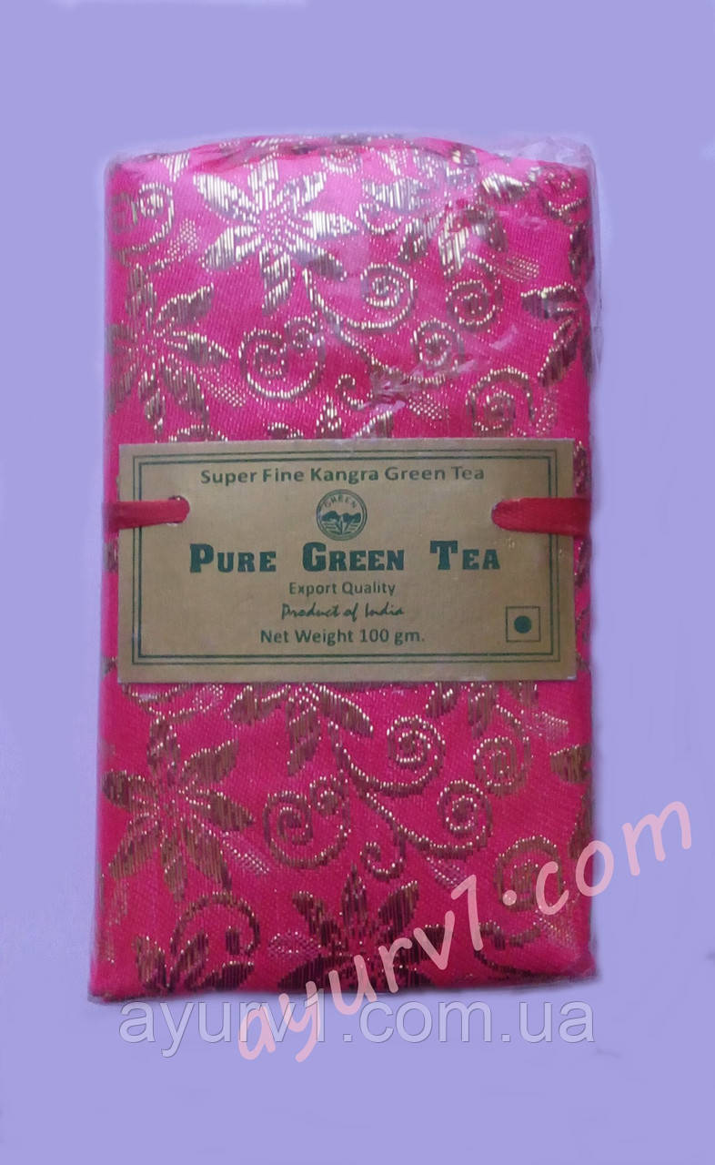 Pure Green Tea, Зеленый чай, 50 гр.
