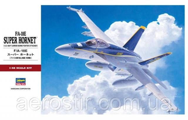 F/A-18E Super Hornet 1/48 HASEGAWA PT39