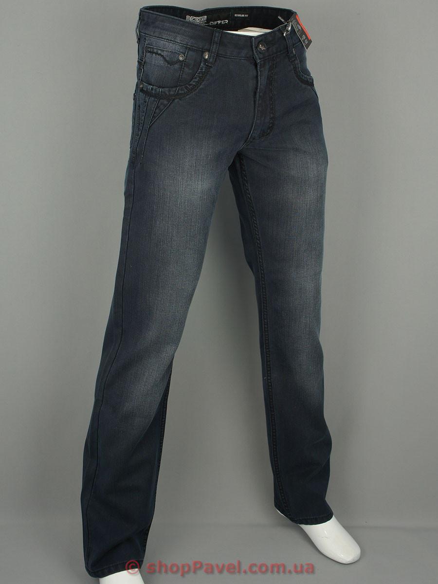Мужские серые джинсы Differ E-1551 SP.1132-10