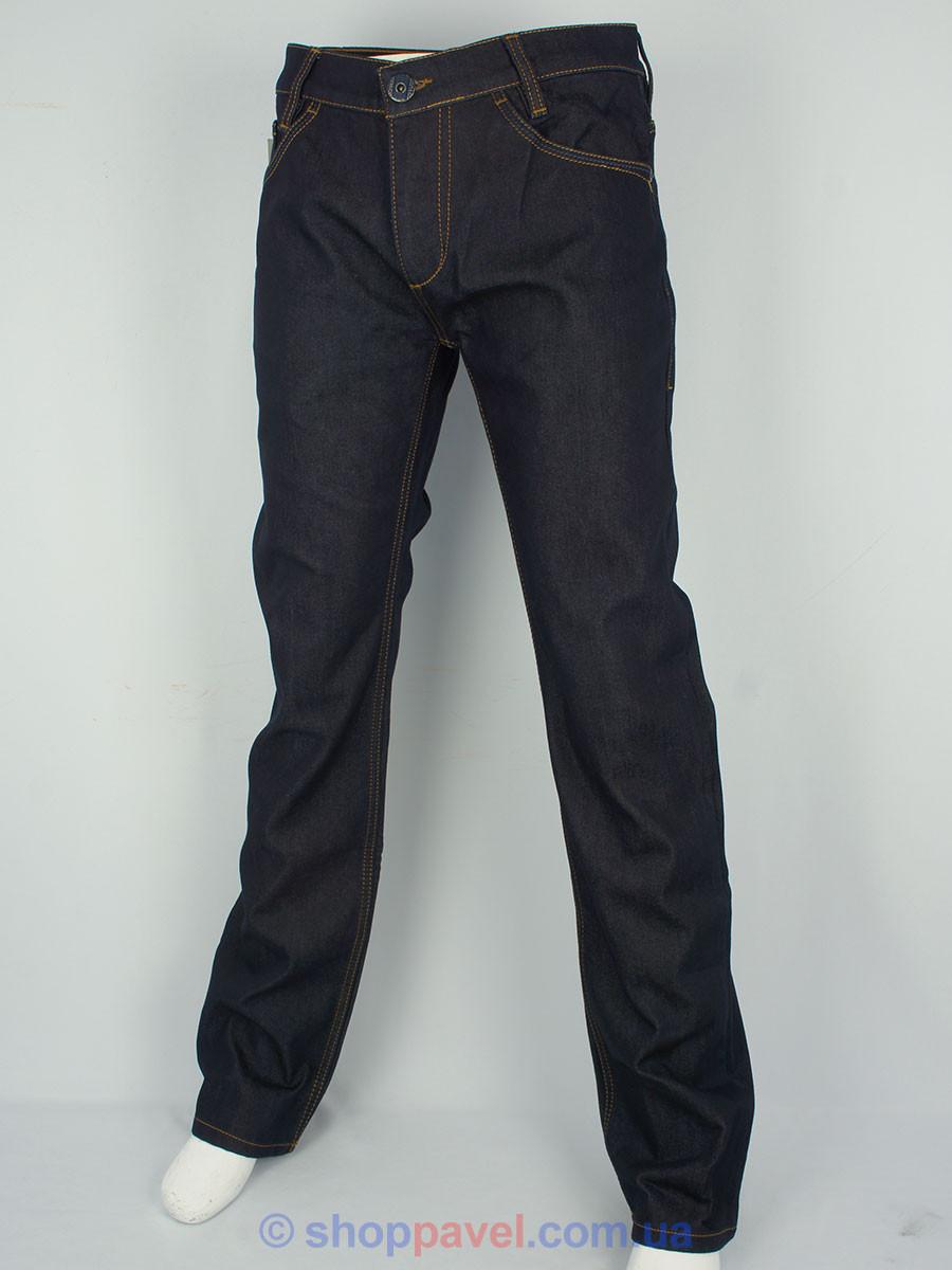 Мужские джинсы Cen-cor MD-1079 на флисе