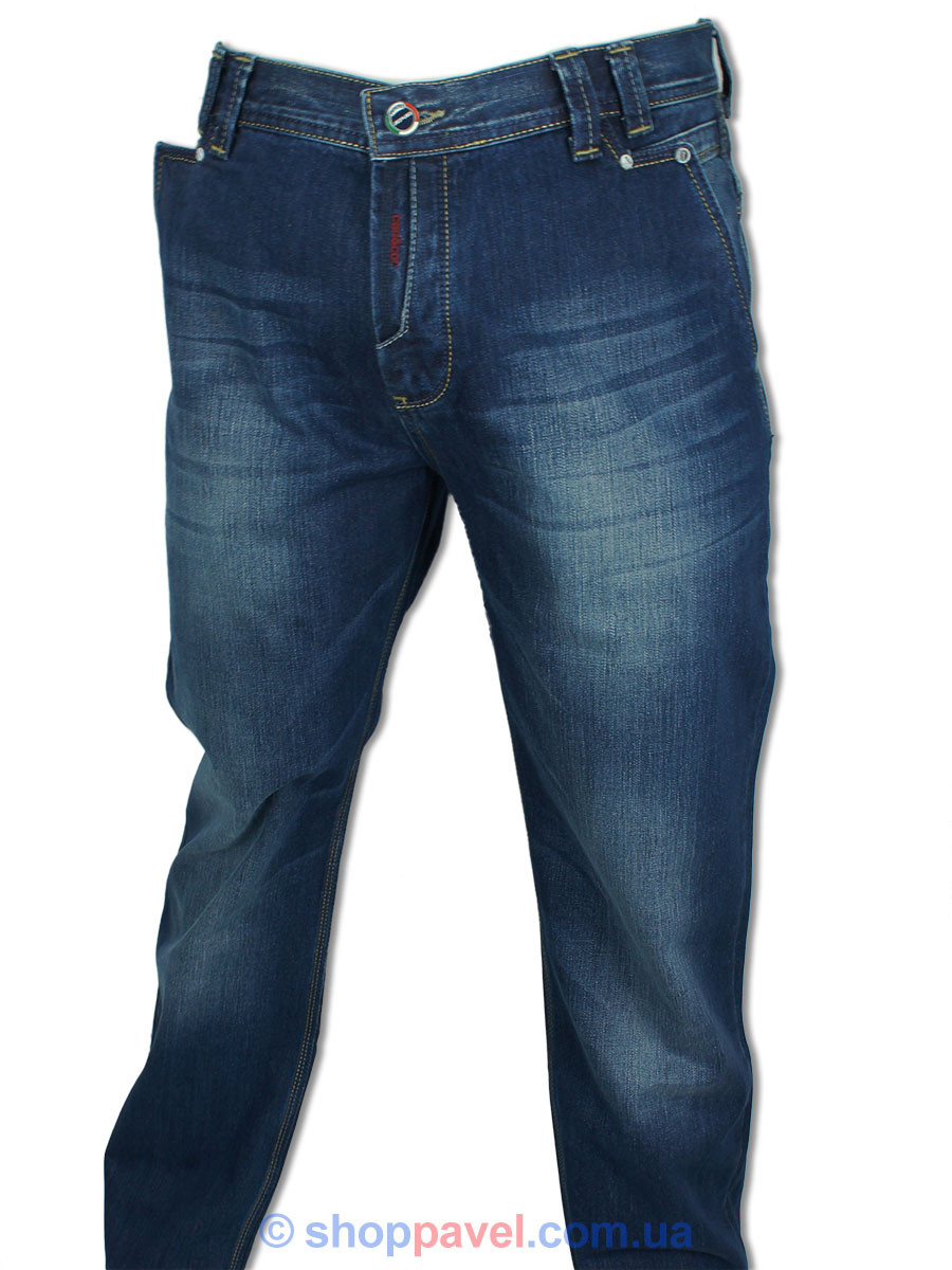Мужские стильные джинсы Cen-cor CNC-1074 Blue