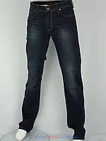 f3ba6633621 Мужские джинсы X-Foot 140-2074 темно-синего цвета