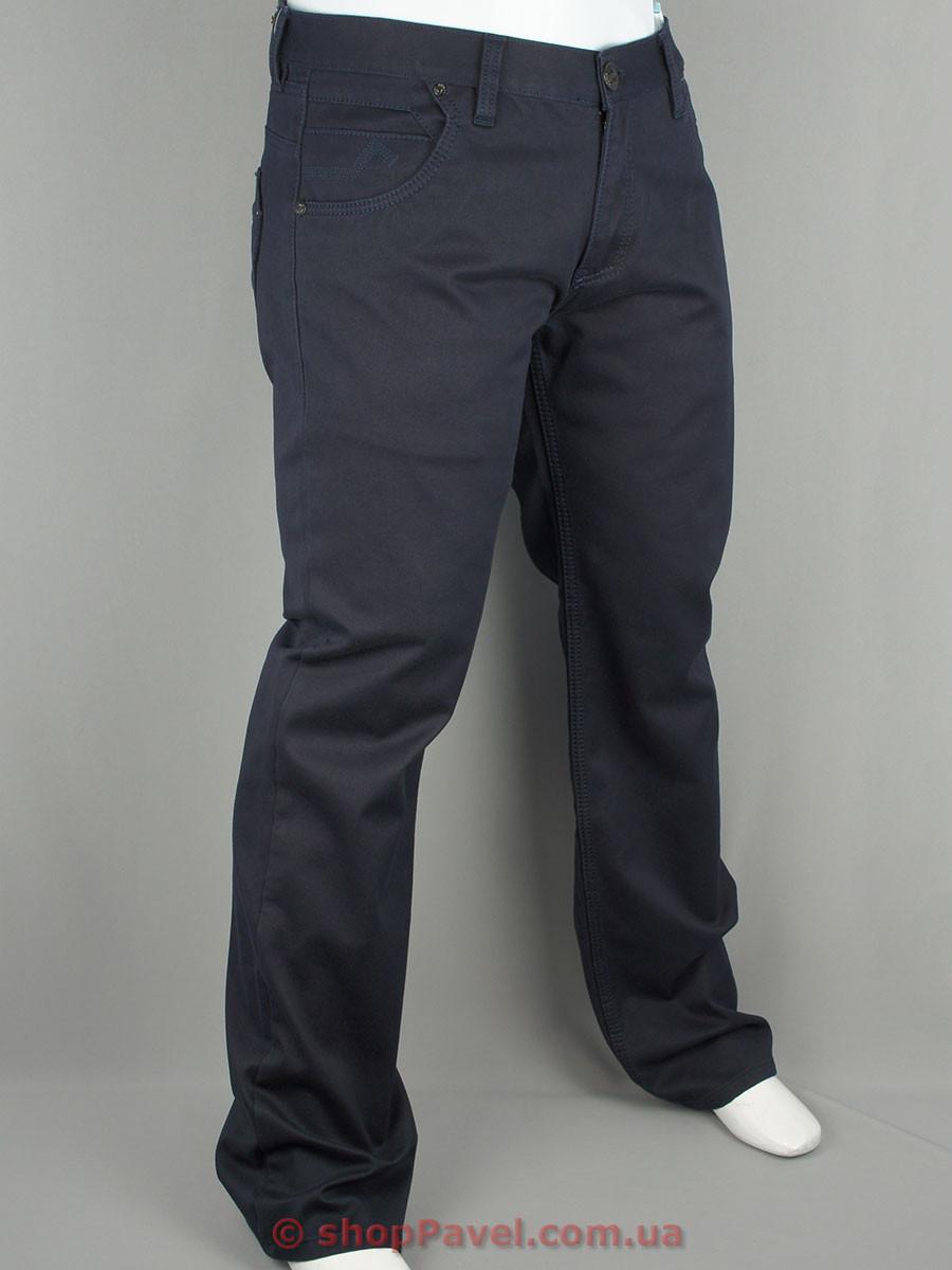 Мужские зимние джинсы X-Foot 1067 большого размера