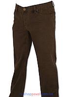 Коричневые мужские джинсы Differ E-2303 SP.NO 0419 в большом размере c6fb96dd80871