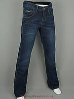 Мужские джинси Differ E-1940 SP.1016-12 темно-синего цвета