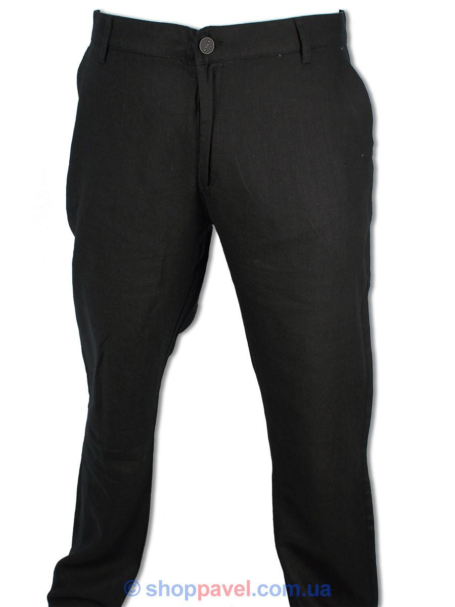 Мужские льняные джинсы Colt 1730 С4 в большом размере