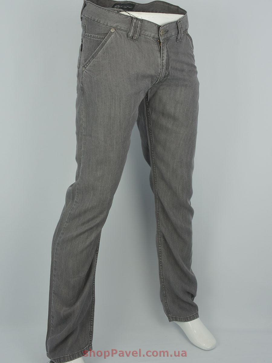 Мужские джинсы Fug 1191 С.01 в сером цвете